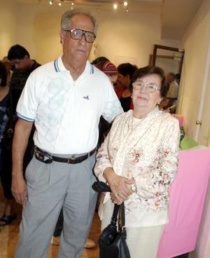 Magda y José Torres.