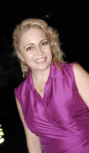 Sandra Monárrez Galicia festejó su cumpleaños con amena reunión.