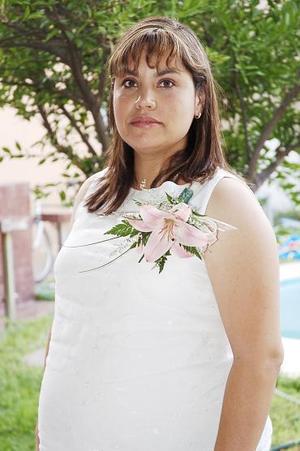 Argentina Dovalí de Núñez espera el nacimiento de su segundo bebé, motivo por el cual en días pasados disfrutó de una fiesta de canastilla.