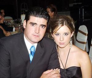 Fernando Ramos y Malena Papadópulos.