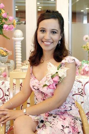Gabriela Anaya Galván disfrutó de una despedida de soltera, con motivo de su próximo enlace.
