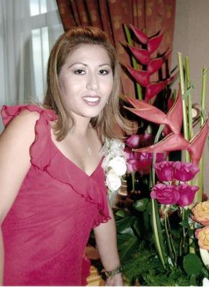 <b>11 de agosto 2005</b><p>  Alma Karina Lara Gloria.