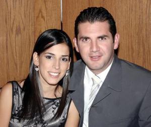 Ana Lucía Cepeda y Fernando Gilio.