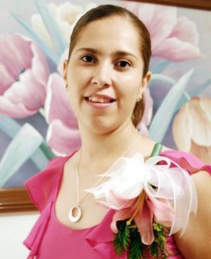 Valeria Monserrat Zamora Hernández disfrutó de una despedida por su cercano enlace matrimonial con Fernando Rubio Galindo.