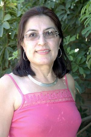 Ema Nelia Ponce López llegó procedente de Houston.