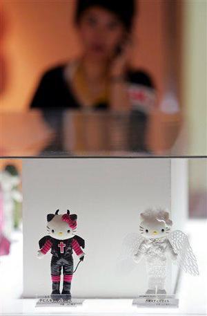 En 1989 el comic de Hello Kitty sale a la  venta en Estados Unidos. Tuvo un gran éxito y atrajo a muchos más fans.
