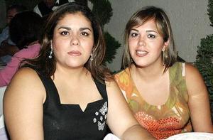 Bonny y Renata Garza