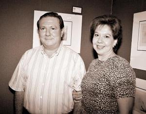 Francisco y Lucía Ortega.