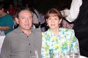 Jesús de Lara y Ángela C. de Lara