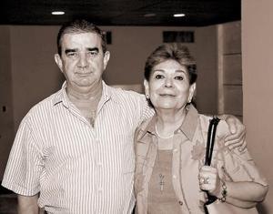 Ramón Huelguera y Artemisa de Helguera