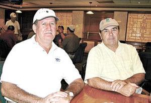 <b>14 de agosto 2005</b><p> Víctor Chaúl y José Ganem