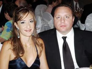 Ana M. Torres y Luis J. Nahle.