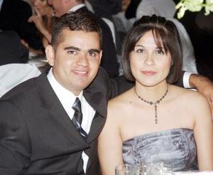 Carlos Rodríguez y Marisa Martínez.