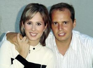 Lulú Guerra de Quintero y Manuel Quintero Guridi .