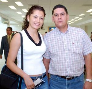 Armando Celayo y Coquis de Celayo, viajaron a Canadá