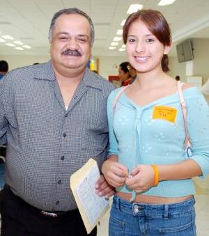 José Luis Martínez y Diana Romano, viajaron a Tijuana