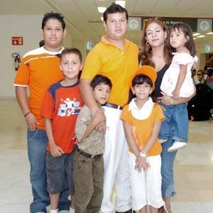 La familia Macías Vázquez viajó a Tijuana