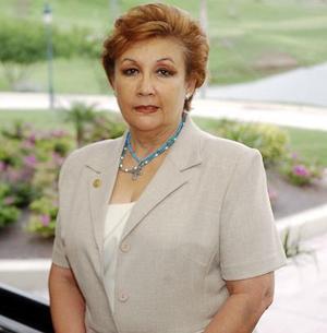 Ángeles Ortega de Balcázar, nueva presidenta de la Federación de Asociaciones y Clubes de Jardinería de Coahuila A.C