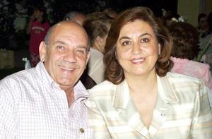Edy Murra y Velina de Murra