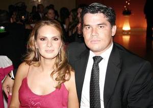 Bárbara y Rodrigo Maldonado