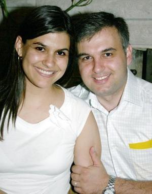 Yasmín García de Alba y Dany N. El Sayah