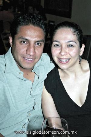 Mario Neri y Maru Gardea