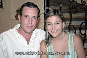 Ricardo Kientzle y Ana Karla de Kientzle