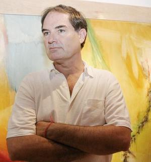 Armando Meléndez, creador de exilio.