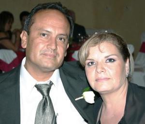 Heriberto Montoya y Yolanda Padilla de Montoya.
