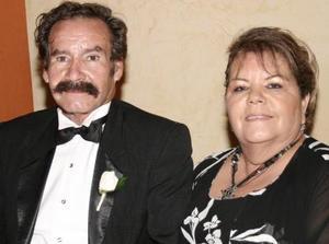 José Luis Padilla y Elena de Padilla.