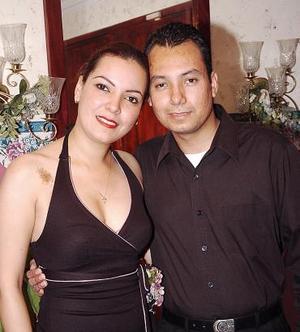Tere y Alexis Grijalva celebraron recientemente sus respectivos cumpleaños.