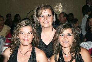 Rosi, Yolis y Silvia Padilla