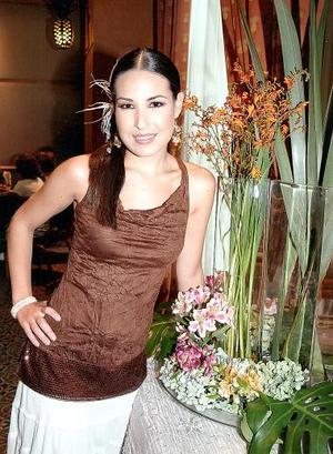 Perla Villarreal Gutiérrez.