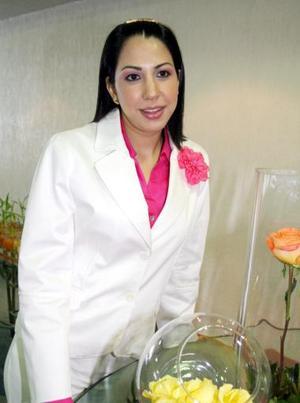 Ana Sofía Rodríguez Román contraerá nupcias el próximo diez de septiermbre.