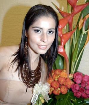 <b>25 de agosto 2005</b><p> Nelly Blackaller Velázquez.