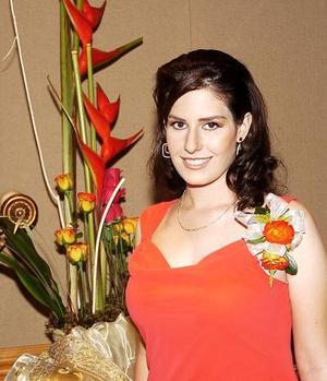 Linda Barragán Juan  Marcos disfrutó de un festejo pre nupcial, que le organizaron por su próximo enlace matrimonial.
