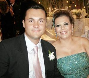 Agustín y Claudia Aguilar.