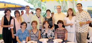 Claudia Chávez, Claudia González, Nena Márquez, Ana Lucía Casas, Cecy Muñoz, Laura Gurrola, Rocío Varela, Darío Jiménez, Lorena López, German Froto, Víctor González y Alma Izaguirre.