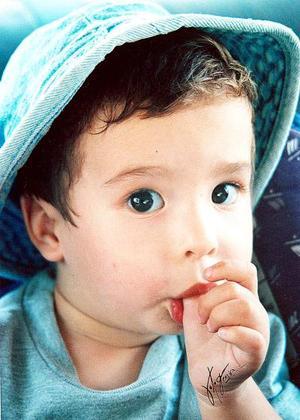 <b>23 de agosto 2005</b><p> Jerónimo Villarreal, en reciente festejo.