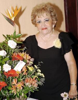 <b>26 de agosto 2005</b><p> Clara Angélica Sánchez de Recio.