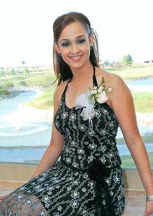 <b>26 de agosto 2005</b><p> Karla Sofía Gutiérrez Siller.