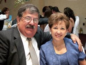 Carlos y María Teresa de Ruiz.