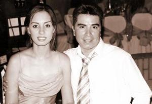 Diana Fernández Lucero y Martín Fernando Esquivel Sifuentes.
