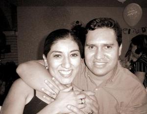 Julia Miriam Solís Martell y José Armando Perales Huerta.