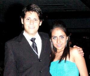 Mauricio López y Nancy González.