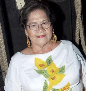 Bertha Cruz Vera.