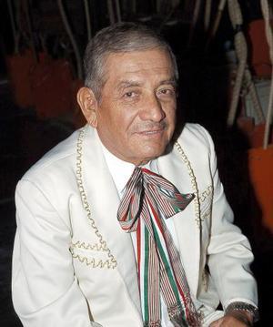 Fidel Ochoa.