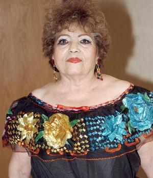 Maricruz González.