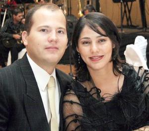 Antonio del Río y Gabriela de Del Río.