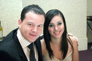Gilberto Oviedo y Katia  de Oviedo.